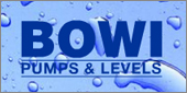 BOWI PUMPS & LEVELS