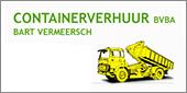 Containerverhuur Vermeersch Bart