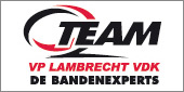 LAMBRECHT NUMMER 1 IN BANDEN (Q TEAM Group)