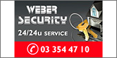 WEBER SECURITY