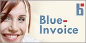 Blue Invoice