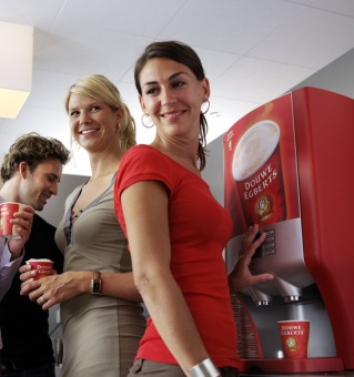 Douwe Egberts Coffee Systems