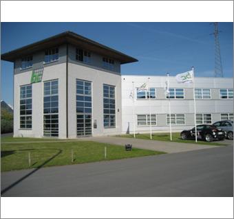 Bedrijvencentrum Vlaamse Ardennen