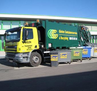 Containerservice Gielen GENK
