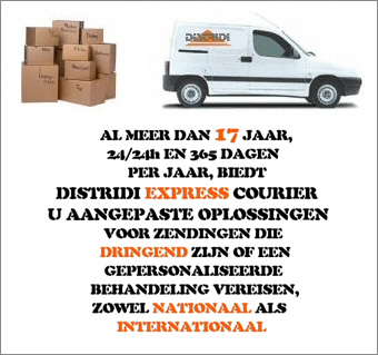 DISTRIDI EXPRESS COURIER LEUVEN