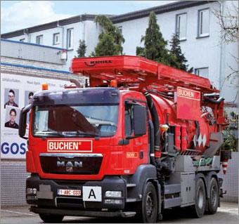 buchen industrial services-olen