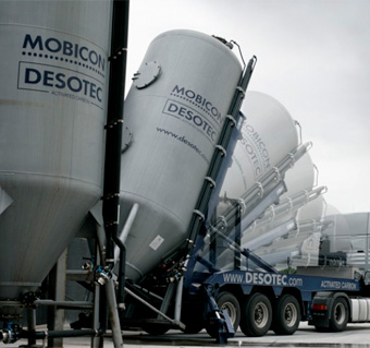 DESOTEC Activated Carbon