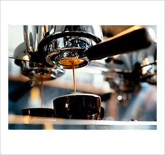 Succes koffie niel