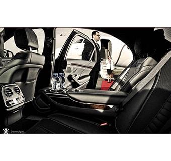 modern car limousine service-brussel 9