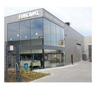 euromat brussels-machelen (brabant)