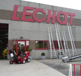 Lechat Machines V.D.R. IEPER