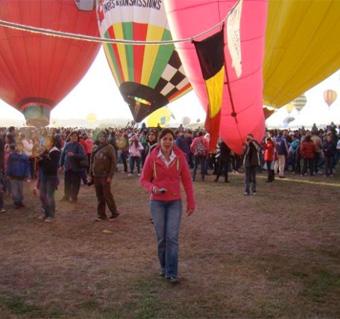 Ballonvaart 1