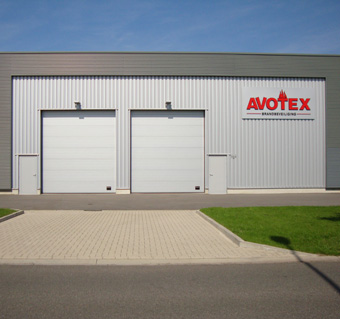 Avotex Brandbeveiliging