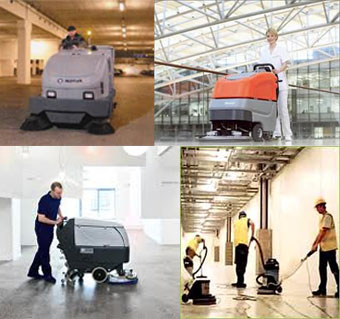 unicco facility services-gent