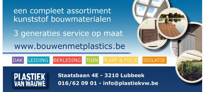 Plastiek Van Wauwe LUBBEEK