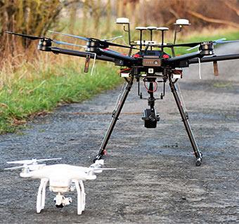 drone division-wielsbeke